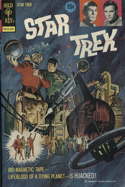 Star Trek Comic May 1973