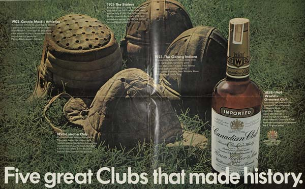 Canadian club - blog