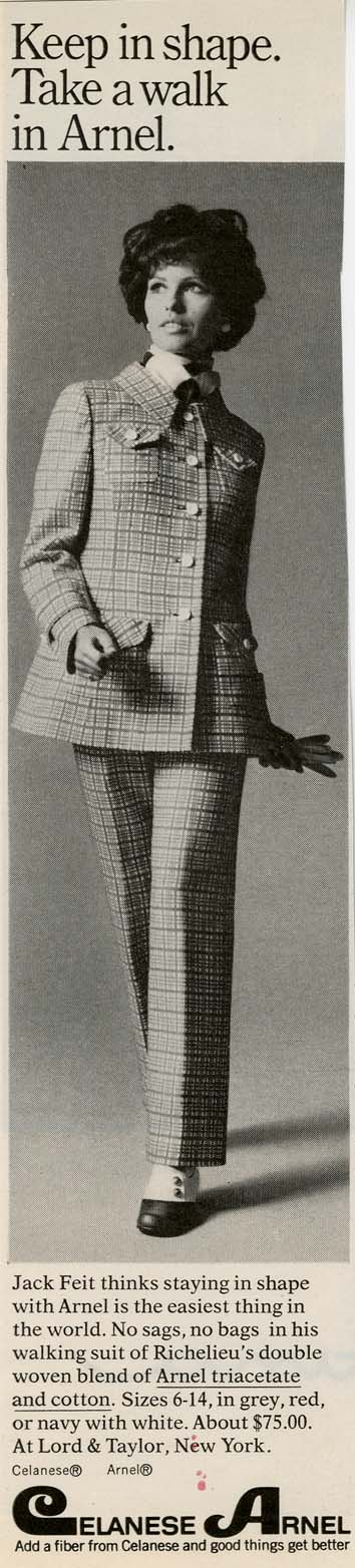 plaid suit - blog
