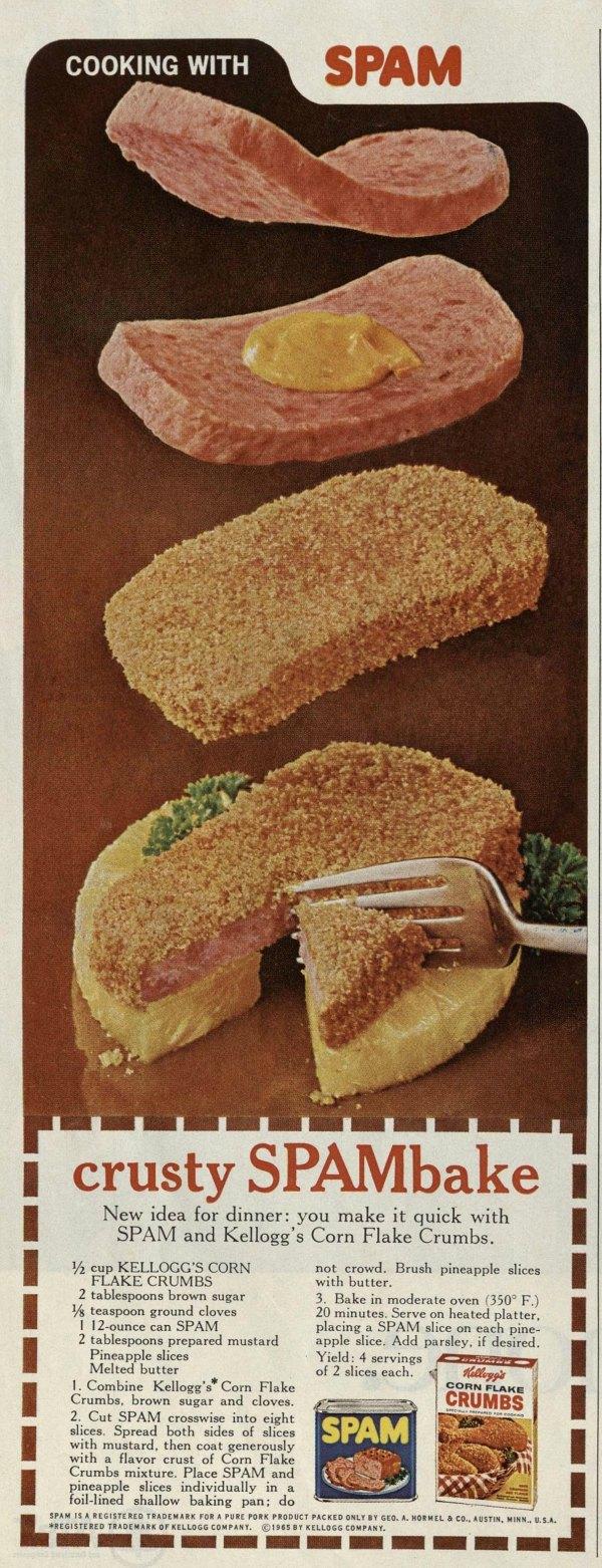 Spam bake - Flickr