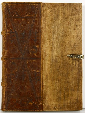 Binding of Legenda Vita de s. Catharinae, Strasbourg, 1500