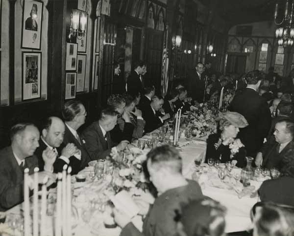 Dinner at Antoine's, 1944