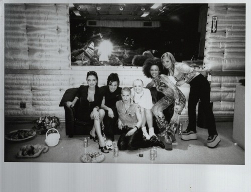 Kathy Acker and Spice Girls