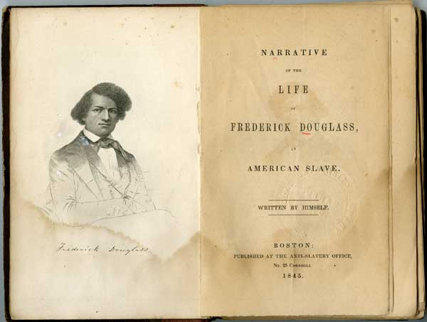 frederick douglass papers