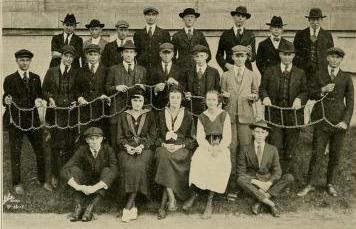 The Hades Club, circa 1920