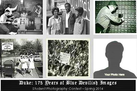Duke: 175 Years of Blue Devilish Images