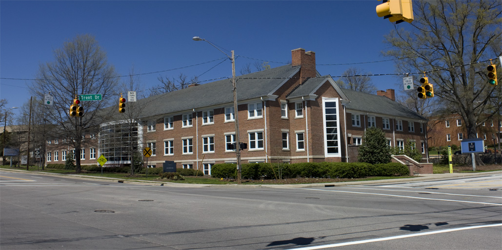 John Hope Franklin Center Building
