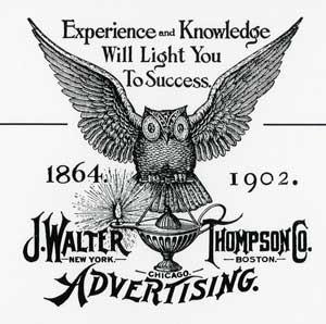 J. Walter Thompson owl logo