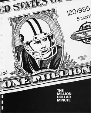 "Cover of JWT's study, ""The Million Dollar Minute,"" 1985."