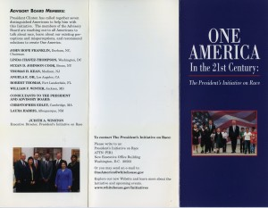 One America Pamphlet