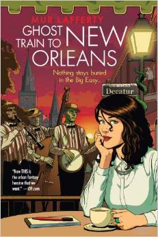 Mur Lafferty's Ghost Train to New Orleans