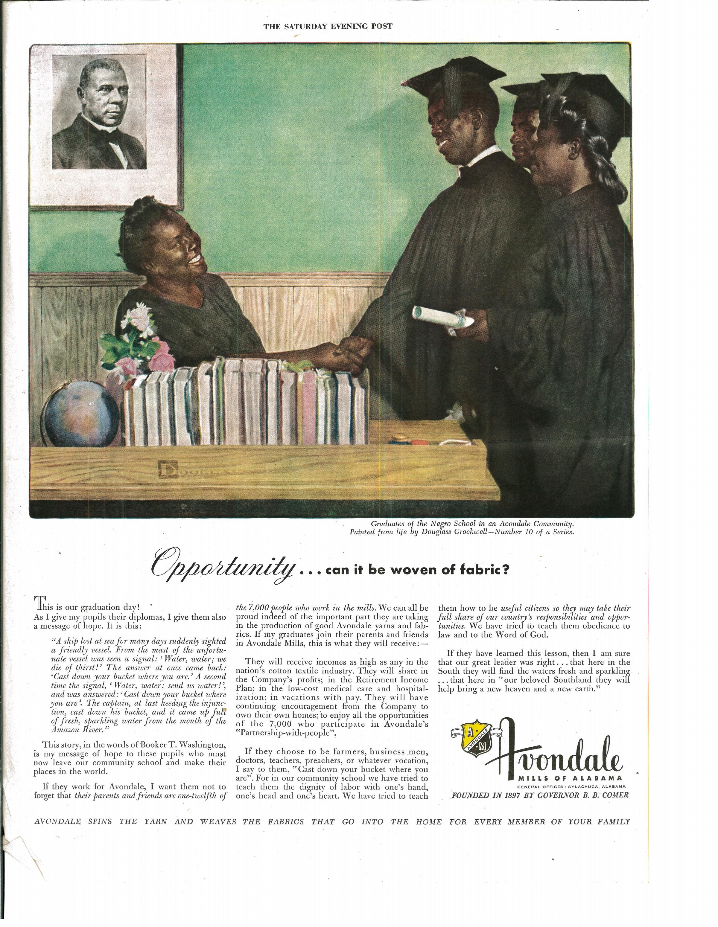 avondale mills 1948