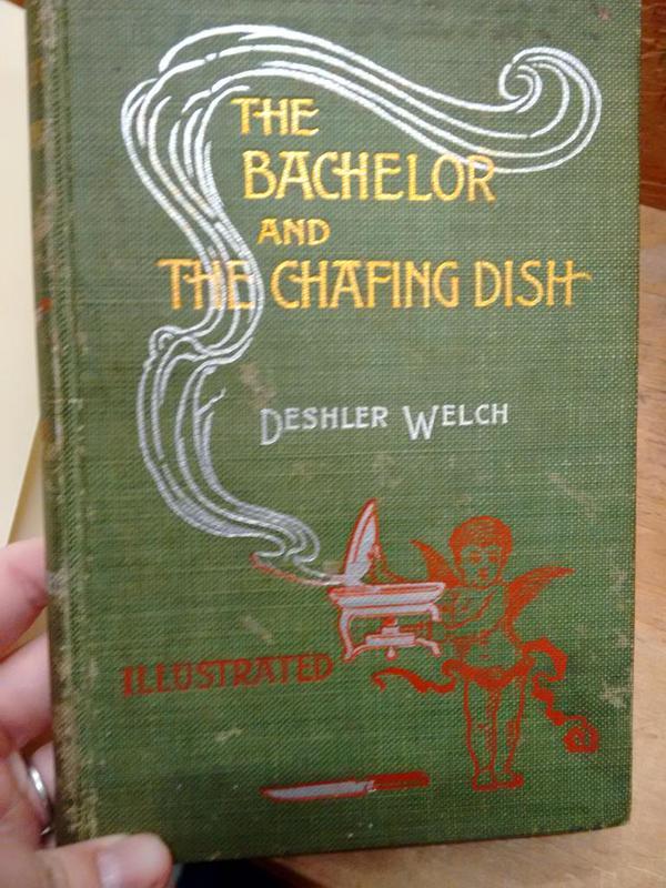 chafing dish - meghan