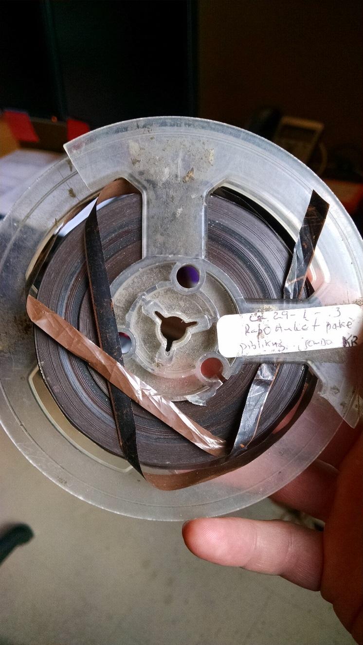 rh tlc tapes