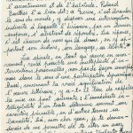Frankétienne's letter to Jean Dominique page 13