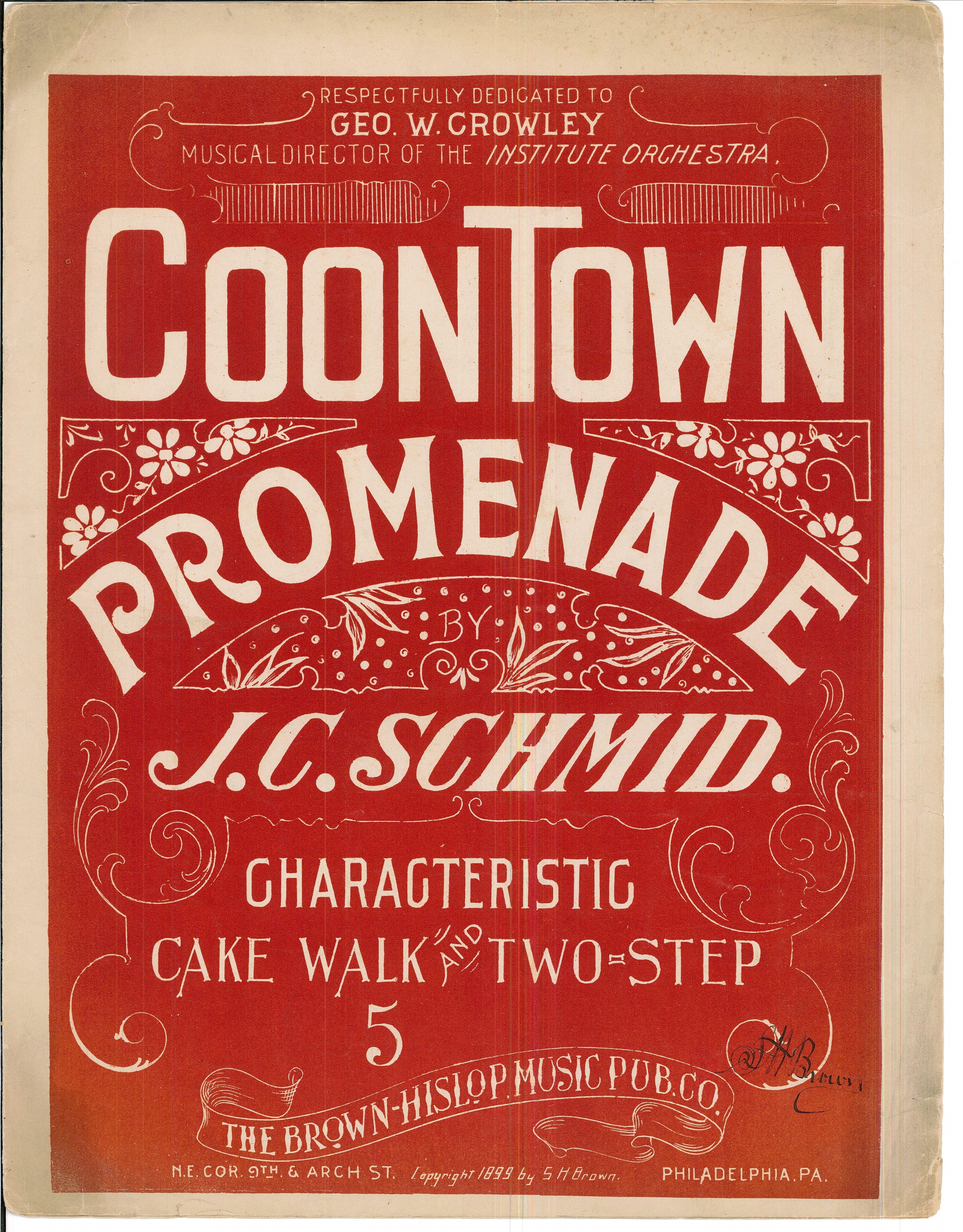 coontown promenade