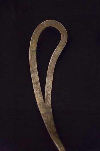 Smellie-Style Obstetrical Forceps from the George & Evelyn Wilbanks Collection.