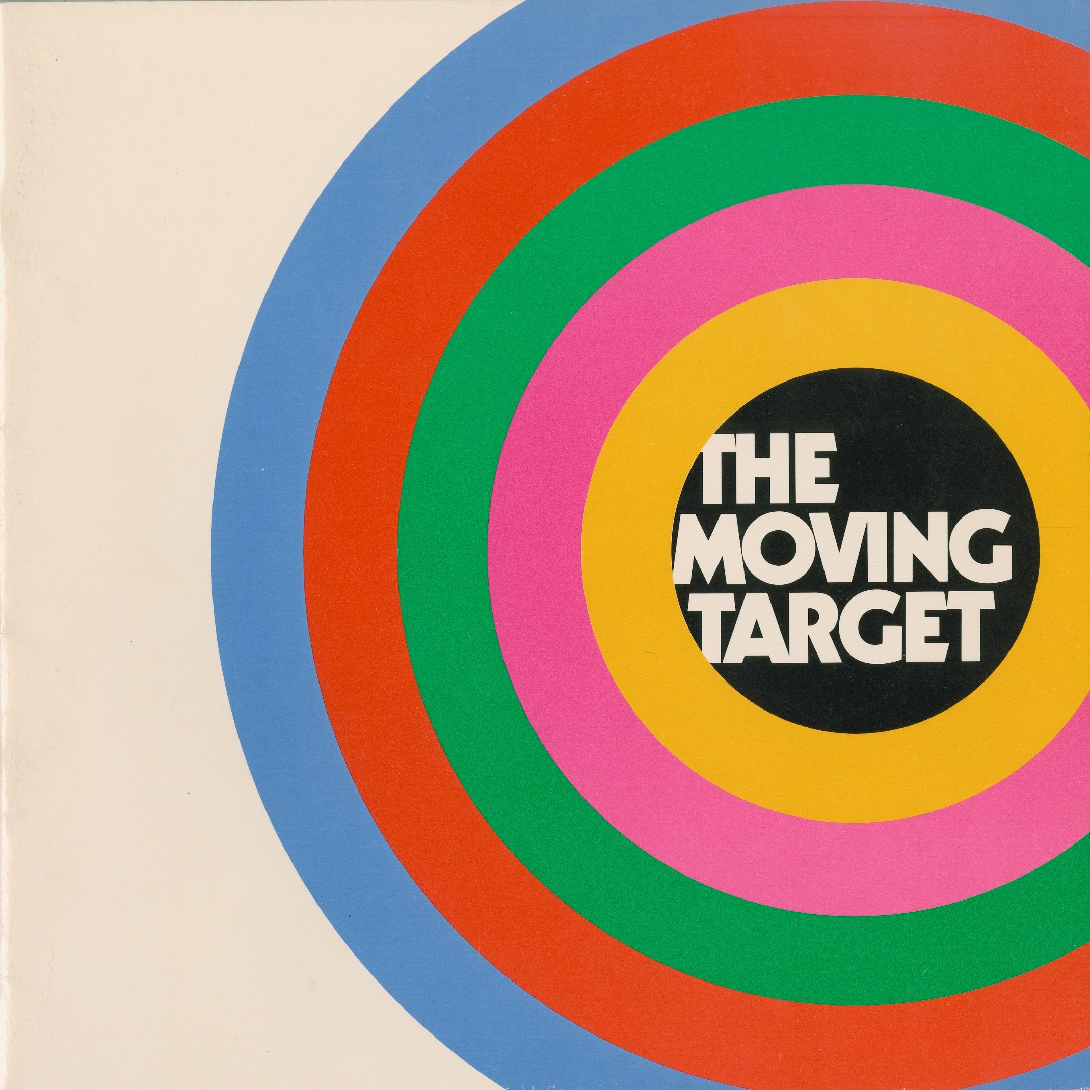The Moving Target cover