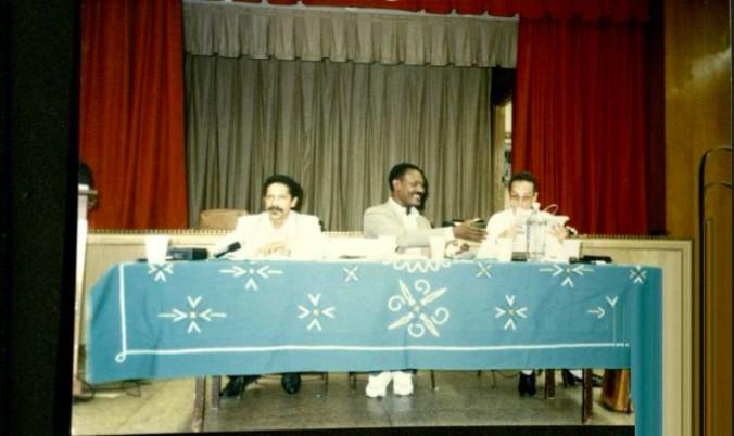Patrick Elie, Lionel Legros, Jean Dominique