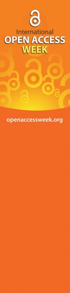 Open Access Day bookmark used under CC-BY license from http://www.openaccessweek.org/page/englishhigh-resolution-1