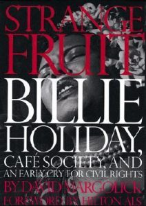 Cover Image Billie Holiday cafe society and an early cry for civil rights