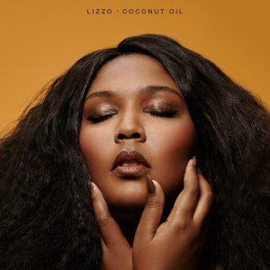 cover of Lizzo's Coconut Oil album