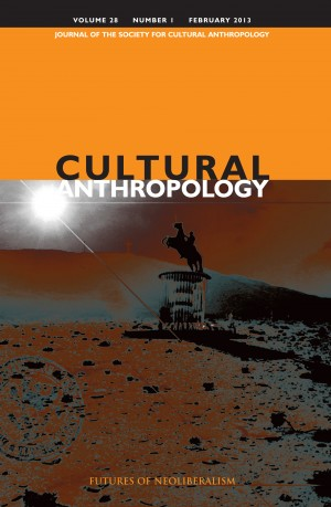 Cultural Anthropology Journal Cover