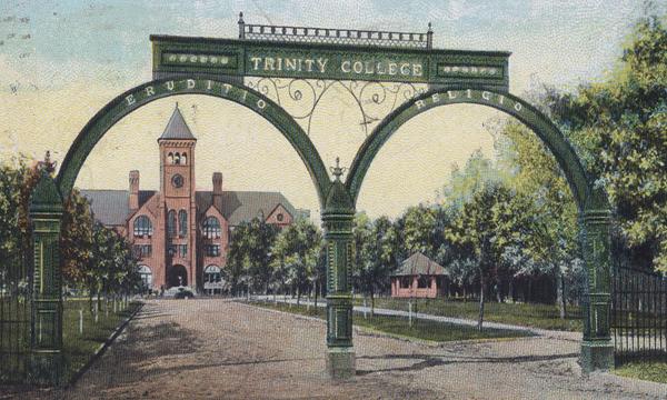 Trinity College Gates