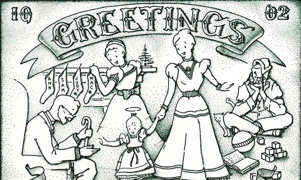 dumc christmas cards