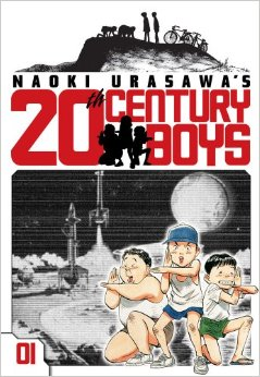 20th Century Boys book cover