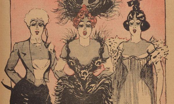 cabaret couture