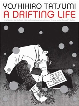 A Drifting Life book cover