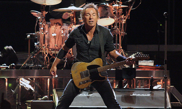 Springsteen Manuscript Announcement 600x360