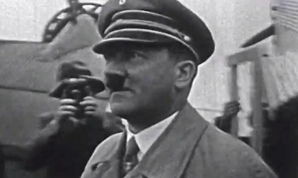 Nazi Newsreel 600x360