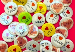 Lilly Buttons