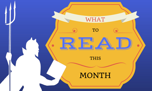 what to read this month