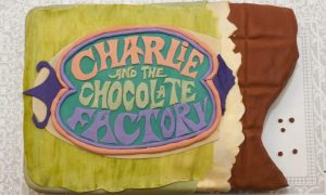 Edible 'Charlie and the Chocolate Factory'