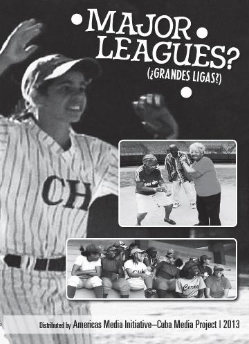 DVD cover Grandes Ligas