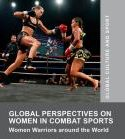 Book cover, Global Perspectives on Women in Combat Sports