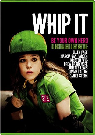 DVD cover Whip It