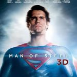 DVD cover image of Superman: Man of Steel