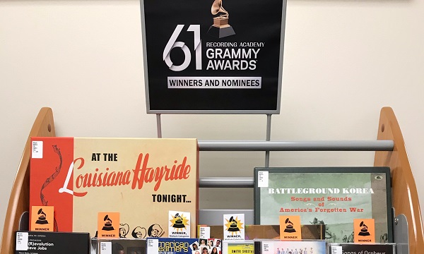 Grammys at the ML