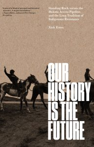 Book Cover for Our History is the Future